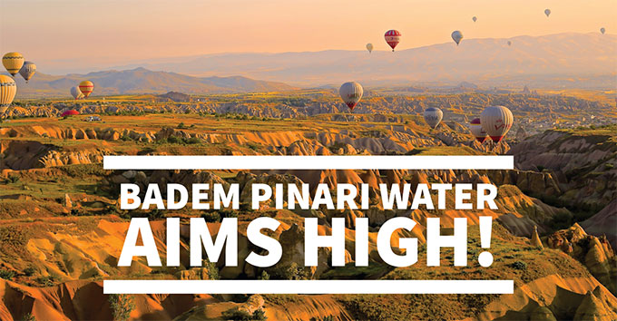 SMI: New production line - Badem Pinari water aims high