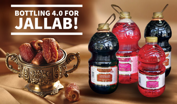 Smi: the choice of Kassatly Chtaura Automating the jallab syrup bottling process