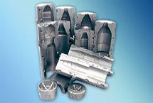 Produção do molde