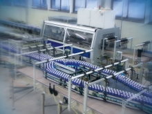 Divider & Conveyors belt