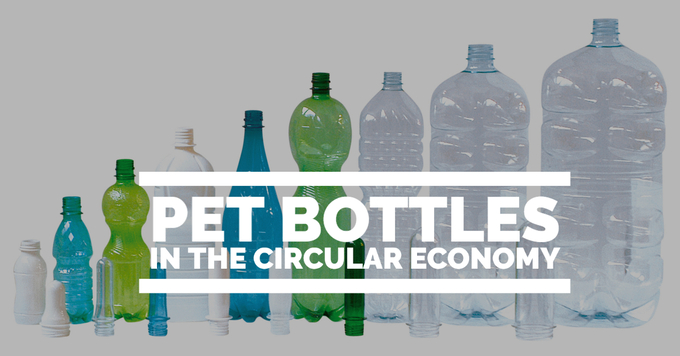 PET bottles in the circular economy