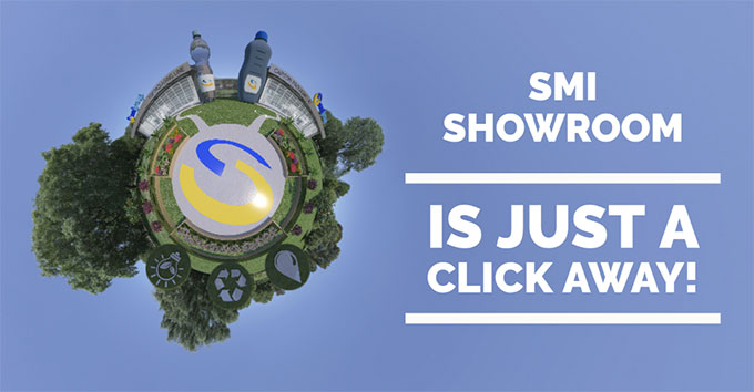 SMI showroom is just a click away... Visit it now!