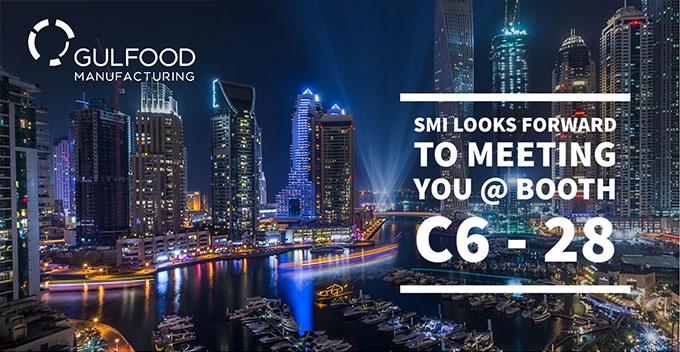 SMI invites you @ Gulfood Manufacturing