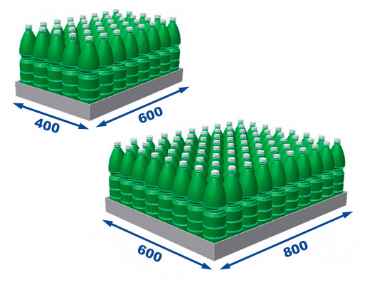 Newsletter N°4/2012 - Pallet display trays: a simple, cost-saving and eco-friendly packaging solution